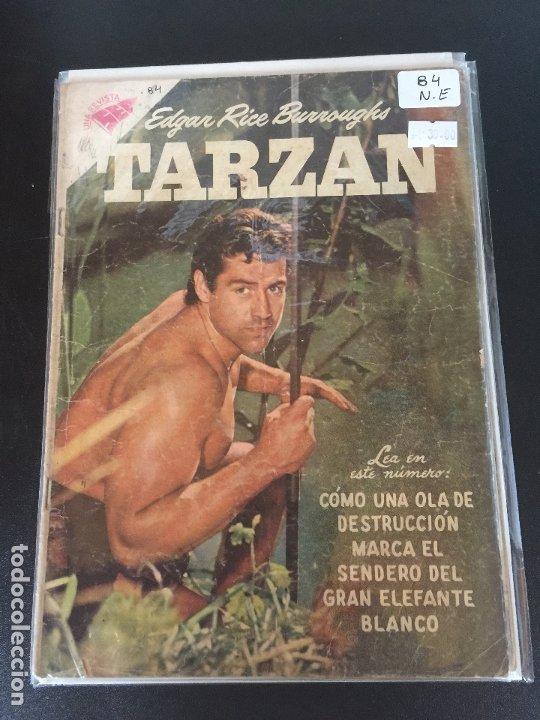 NOVARO TARZAN NUMERO 84 NORMAL ESTADO (Tebeos y Comics - Novaro - Tarzán)