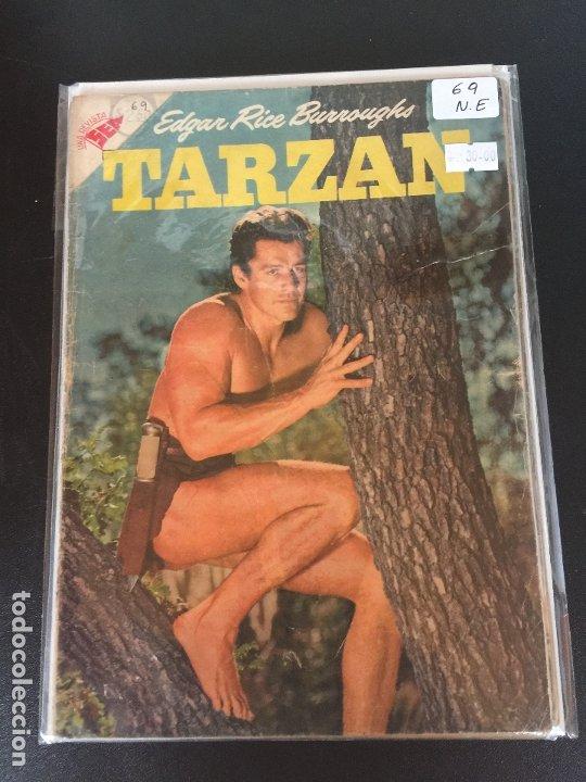 NOVARO TARZAN NUMERO 69 NORMAL ESTADO (Tebeos y Comics - Novaro - Tarzán)