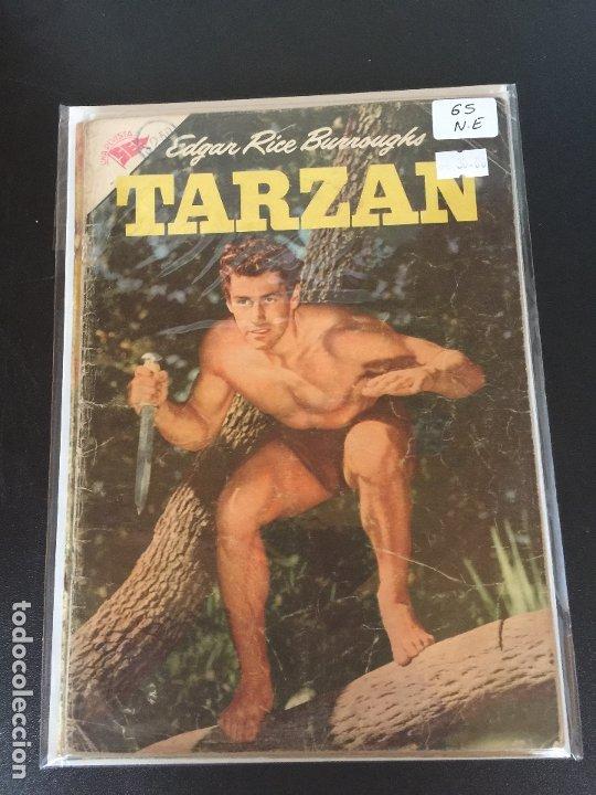 NOVARO TARZAN NUMERO 65 NORMAL ESTADO (Tebeos y Comics - Novaro - Tarzán)
