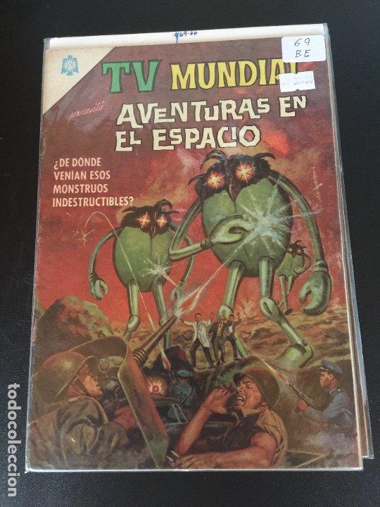NOVARO TV MUNDIAL NUMERO 69 NORMAL ESTADO (Tebeos y Comics - Novaro - Otros)