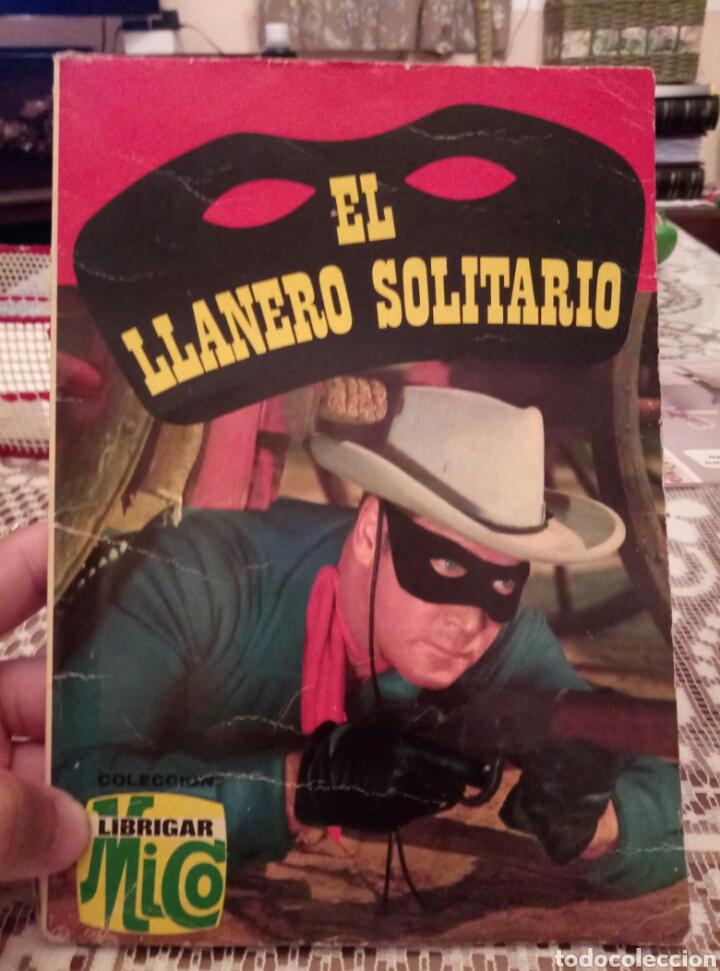 EL LLANERO SOLITARIO NUM. 10 (Tebeos y Comics - Novaro - El Llanero Solitario)