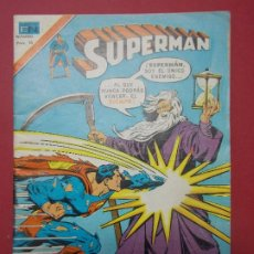 Tebeos: COMIC SUPERMAN SERIE AGUILA, Nº 2- 1110 - AÑO 1977 - ED. NOVARO... L333. Lote 176256584