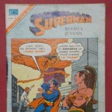 Tebeos: COMIC SUPERMAN SERIE AGUILA, Nº 2- 1125 - AÑO 1977 - EDITORIAL NOVARO... L334. Lote 176256942