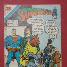 Tebeos: COMIC SUPERMAN SERIE AGUILA - AÑO 1977 - EDITORIAL NOVARO... L335. Lote 176257429