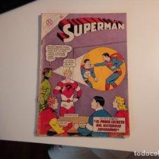 Tebeos: SUPERMAN, EDITORIAL NOVARO, NÚMERO 430, AÑO 1964.. Lote 176314979