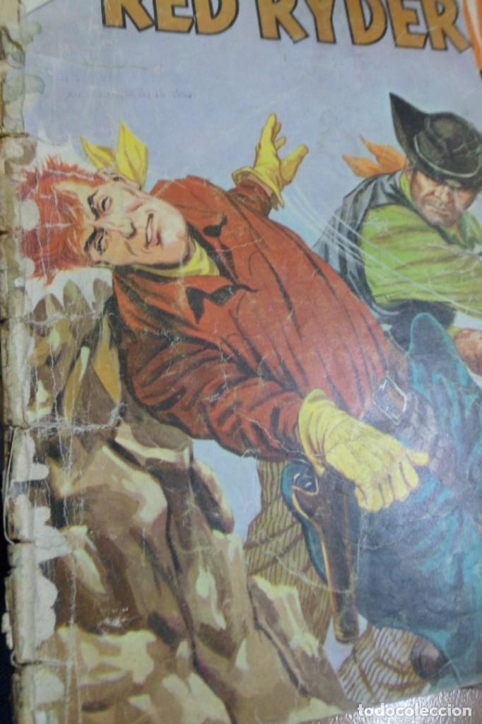 RED RYDER. NOVARO AÑO XII. Nº 133. 1965 (Tebeos y Comics - Novaro - Red Ryder)