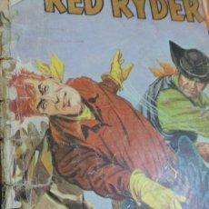 Tebeos: RED RYDER. NOVARO AÑO XII. Nº 133. 1965. Lote 176633497