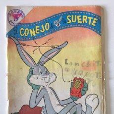 Tebeos: EL CONEJO DE LA SUERTE - SEA - NOVARO - NÚMERO 172 - AÑO 1963. Lote 176678867