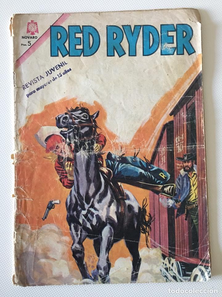 RED RYDER - NOVARO - NÚMERO 140 (Tebeos y Comics - Novaro - Red Ryder)
