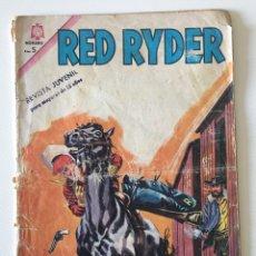 Tebeos: RED RYDER - NOVARO - NÚMERO 140. Lote 176679750