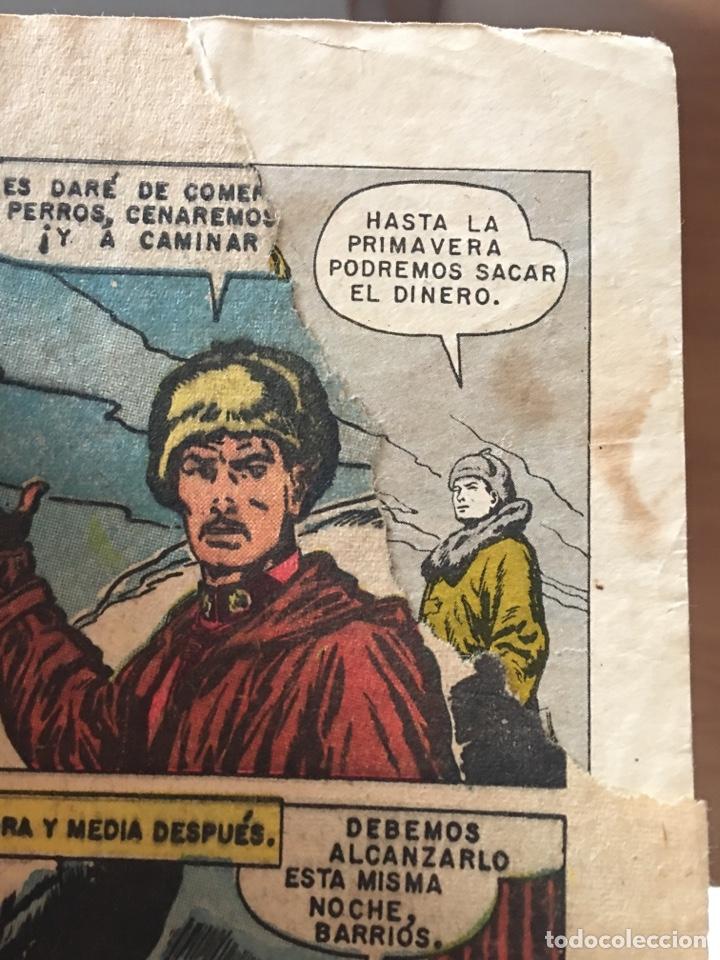 Tebeos: Aventura 6: el sargento Preston, 1954, Novaro - Foto 2 - 258786865