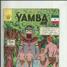 Giornalini: YAMBA 29, 1963, SOL, ENCUADERNACIÓN. COLECCIÓN A.T.. Lote 176690830