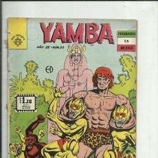 Giornalini: YAMBA 30, 1963, SOL, ENCUADERNACIÓN. COLECCIÓN A.T.. Lote 176690930