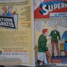 Livros de Banda Desenhada: SUPERMAN # 424 EDITORIAL NOVARO MEXICO 1963. Lote 176829420