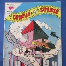 Tebeos: EL CONEJO DE LA SUERTE , NUMERO 176 , NOVARO 1963. Lote 176869044