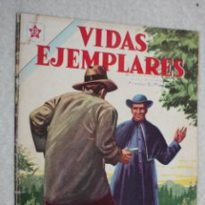 Tebeos: VIDAS EJEMPLARES Nº117: SAN JUAN BOSCO. (NOVARO) AÑO 1962. Lote 176989800