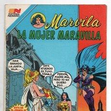 Tebeos: MARVILA # 3-272 NOVARO 1982 LA CAZADORA ORIGEN DE MARVILA STATON LEVITZ CONWAY DELBO HUNT EXCELENTE. Lote 177757777