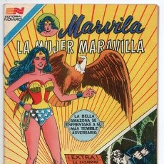 Tebeos: MARVILA # 3-273 NOVARO 1982 LA CAZADORA SALOMON GRUNDY STATON LEVITZ CONWAY DELBO HUNT EXCELENTE. Lote 177757850