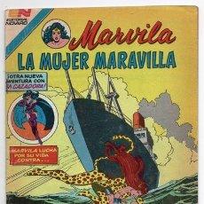 Tebeos: MARVILA # 3-276 NOVARO 1982 LA CAZADORA EN LAS GARRAS DE CHITA STATON LEVITZ CONWAY DELBO EXCELENTE. Lote 177802817