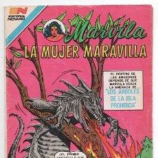 Tebeos: MARVILA # 3-311 NOVARO 1983 CHARLES MOULTON LOS ARBOLES DE LA ISLA PROHIBIDA 1964 EXCELENTE ESTADO. Lote 177820044