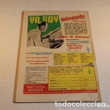 Tebeos: Hopalong cassidy n° 184 protagonizado por William boyd/ Novaro 1970, buen estado. - Foto 3 - 177830265