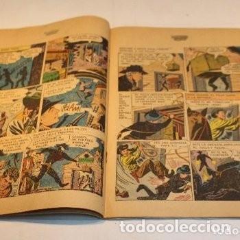 Tebeos: Hopalong cassidy n° 184 protagonizado por William boyd/ Novaro 1970, buen estado. - Foto 5 - 177830265
