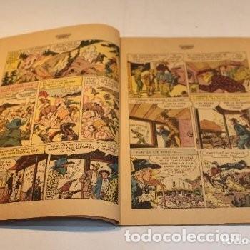 Tebeos: Hopalong cassidy n° 184 protagonizado por William boyd/ Novaro 1970, buen estado. - Foto 7 - 177830265