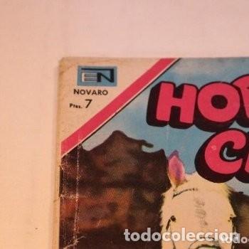 Tebeos: Hopalong cassidy n° 184 protagonizado por William boyd/ Novaro 1970, buen estado. - Foto 8 - 177830265
