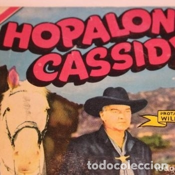 Tebeos: Hopalong cassidy n° 184 protagonizado por William boyd/ Novaro 1970, buen estado. - Foto 10 - 177830265