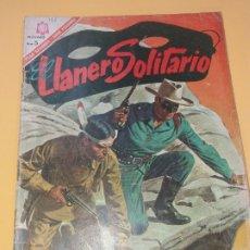 Tebeos: EL LLANERO SOLITARIO-162-NOVARO. Lote 178033813