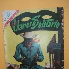 Tebeos: EL LLANERO SOLITARIO-164-NOVARO. Lote 178034174