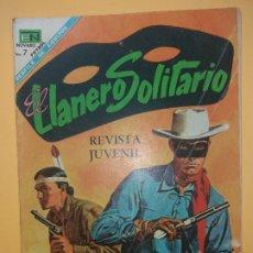 Tebeos: EL LLANERO SOLITARIO-185-NOVARO. Lote 178034357