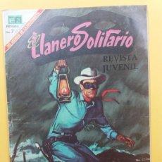 Tebeos: EL LLANERO SOLITARIO-191-NOVARO. Lote 178034680