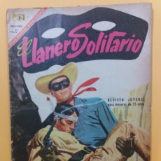 Tebeos: EL LLANERO SOLITARIO-169-NOVARO. Lote 178035329