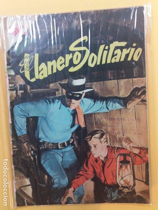 EL LLANERO SOLITARIO 55 NOVARO (Tebeos y Comics - Novaro - El Llanero Solitario)