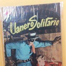 Tebeos: EL LLANERO SOLITARIO-55-NOVARO. Lote 178036865