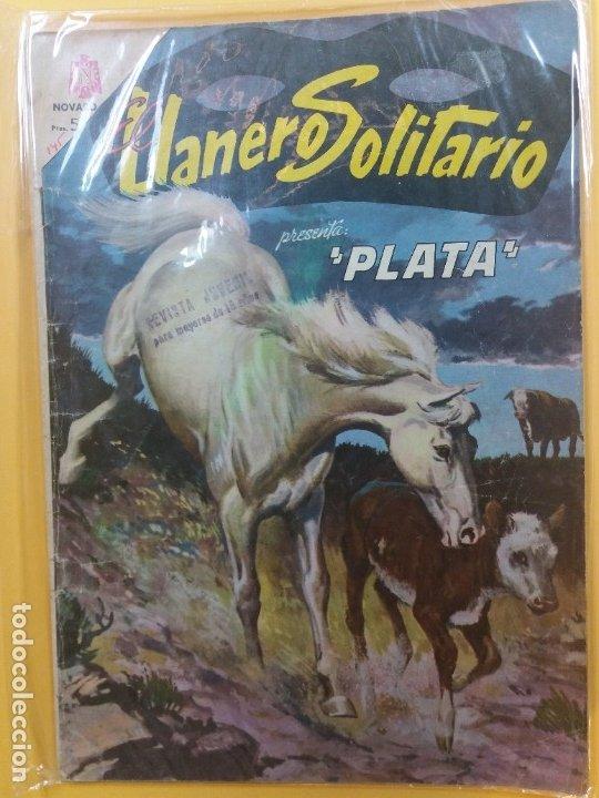 EL LLANERO SOLITARIO 145 NOVARO (Tebeos y Comics - Novaro - El Llanero Solitario)