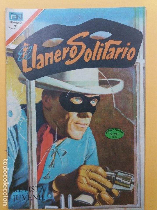 EL LLANERO SOLITARIO 206 NOVARO (Tebeos y Comics - Novaro - El Llanero Solitario)