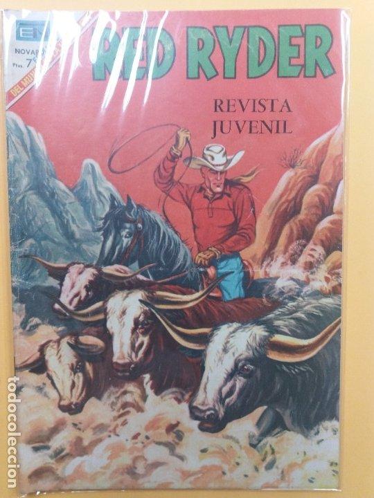 RED RYDER 199 NOVARO (Tebeos y Comics - Novaro - Red Ryder)