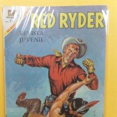 Tebeos: RED RYDER-206-NOVARO. Lote 178039345