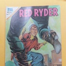 Tebeos: RED RYDER-205-NOVARO. Lote 178039497