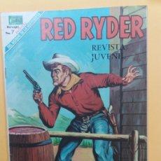 Tebeos: RED RYDER-208-NOVARO. Lote 178039695