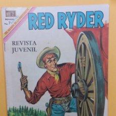 Tebeos: RED RYDER 204 NOVARO. Lote 178039793