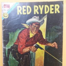 Tebeos: RED RYDER-204-NOVARO. Lote 178039919