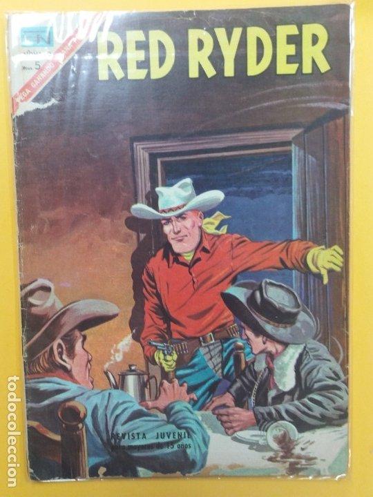RED RYDER-147-NOVARO (Tebeos y Comics - Novaro - Red Ryder)