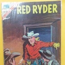 Tebeos: RED RYDER-147-NOVARO. Lote 178040024