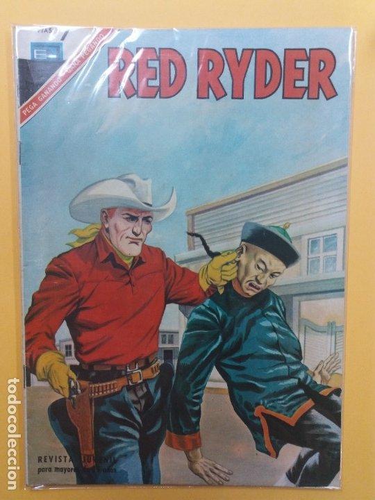 RED RYDER 148 NOVARO (Tebeos y Comics - Novaro - Red Ryder)