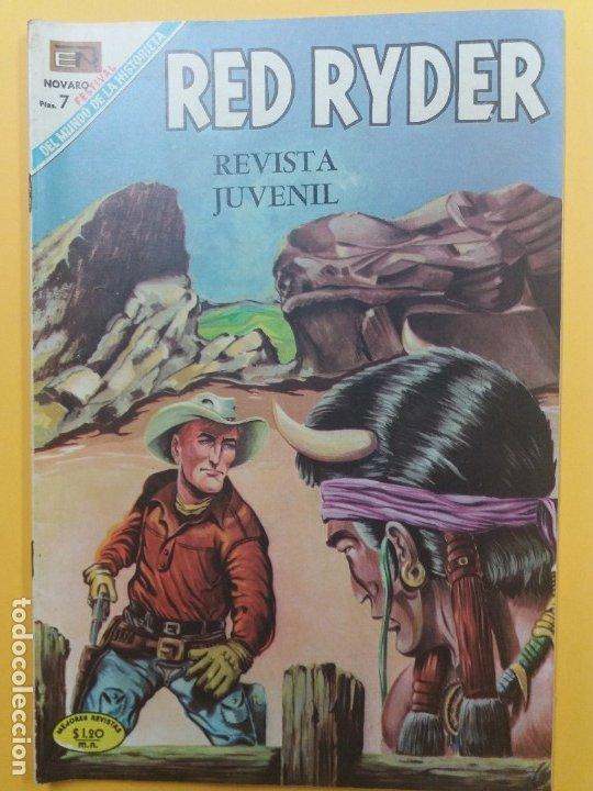 RED RYDER-209-NOVARO (Tebeos y Comics - Novaro - Red Ryder)