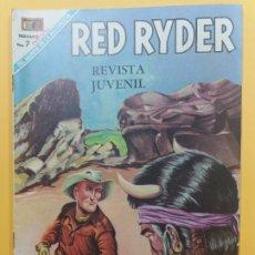 Tebeos: RED RYDER-209-NOVARO. Lote 178040923