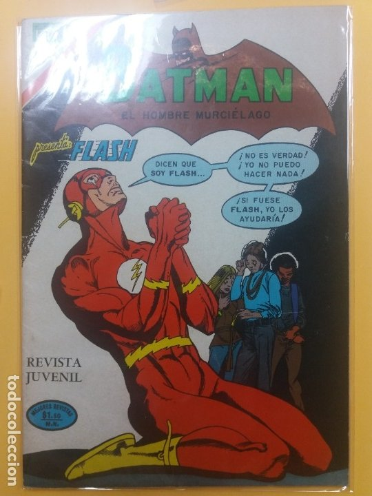 BATMAN 599 NOVARO (Tebeos y Comics - Novaro - Batman)